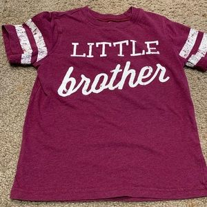 """""""Little brother"""" tee"""
